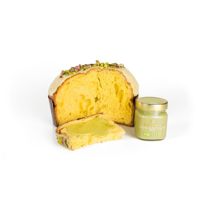panettone-pistacchio