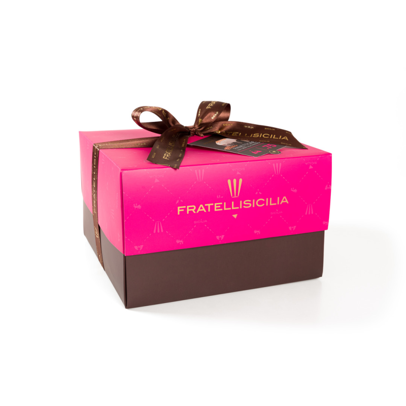 panettone-fragole