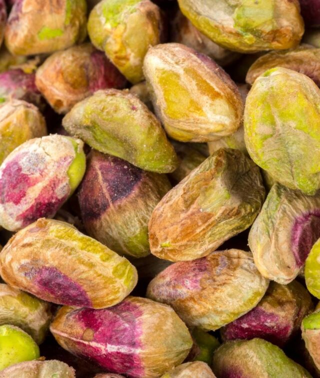 ricetta al pistacchio