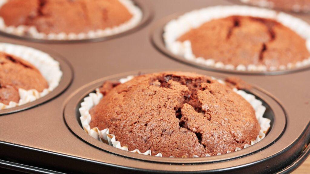 cupcakes al cioccolato procedimento